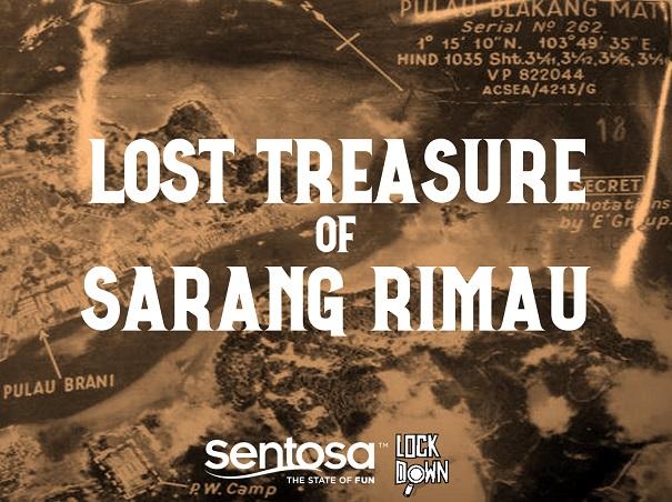 Lost Treasure of Sarang Rimau